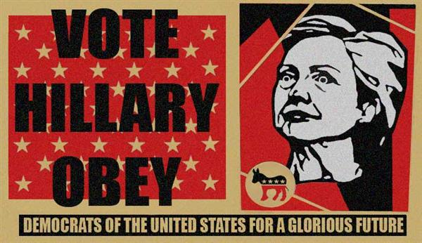 Obey Hillary.